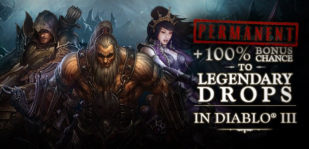 Diablo III Second Anniversary Buff