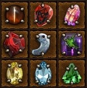 Diablo III Legendary Gems in Stash