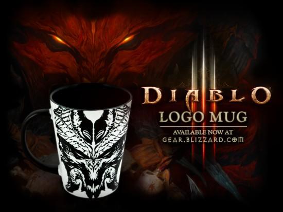 Diablo Logo Mug