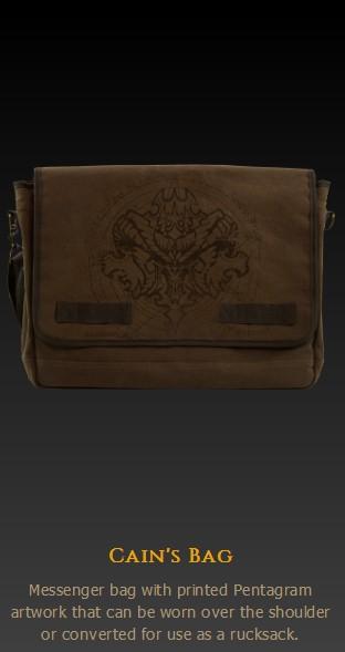 Cain's Bag - musterbrand