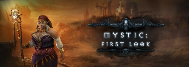 Reaper of Souls: Mystic First Look