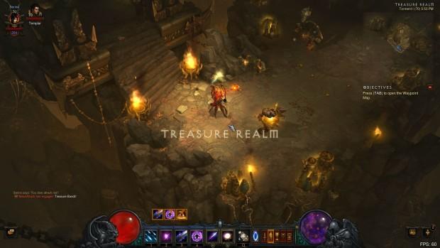 Diablo III: Realm of Greed