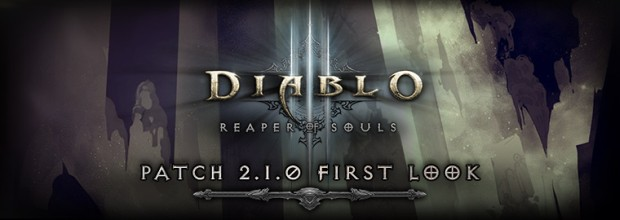 Diablo III: Patch 2.1.0 First Look