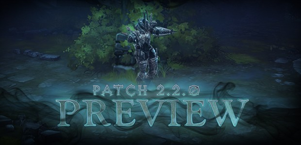 Diablo III Patch 2.2.0 Preview
