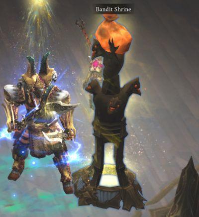Bandit Shrine in Diablo III Patch 2.4.0