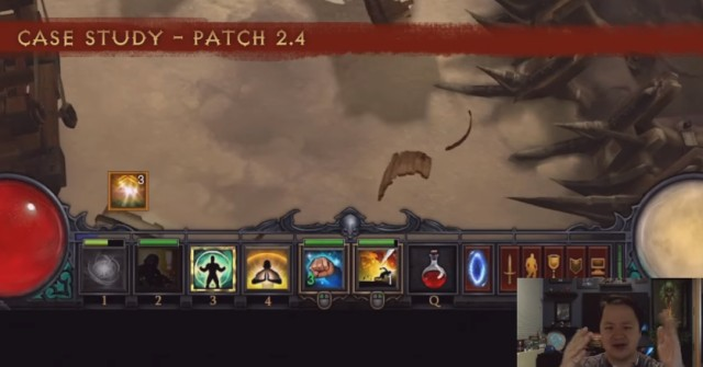 Diablo III Lightning Talk - Buffing the Buff UI by Wyatt Cheng