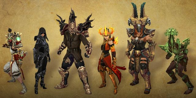 Diablo III Patch 2.4.0 - New and Updated Sets