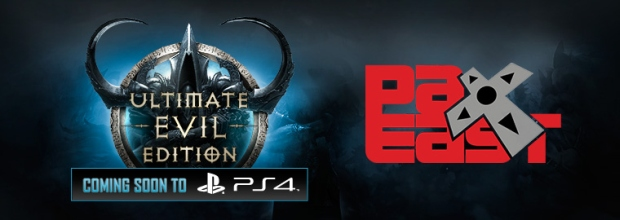 PS4 Diablo III at Pax East 2014
