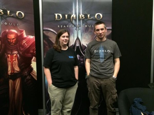 Diablo III Console Developers at PAX East 2014