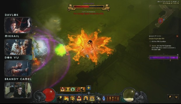 Diablo III Play Your Way - April 30, 2015