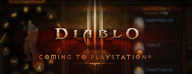 Diablo III on PS3