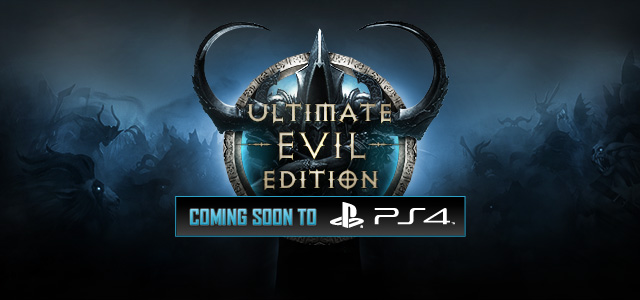 Diablo III - Ultimate Evil Edition for PS4