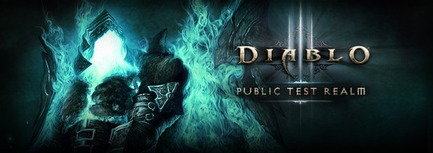 Diablo III PTR Patch Notes
