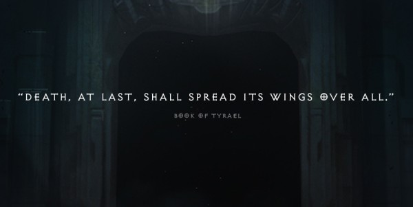 Diablo III Reaper of Souls Teaser