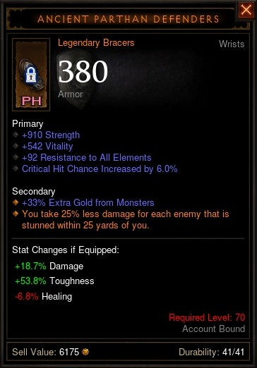 Reaper of Souls Beta: Ancient Parthan Defenders