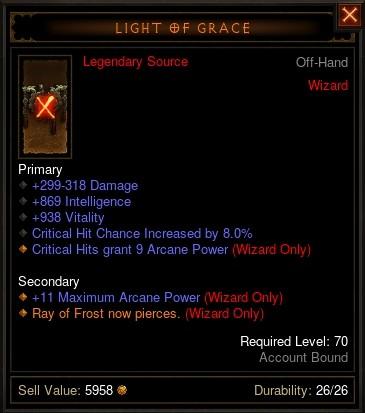 Reaper of Souls Beta: Light of Grace