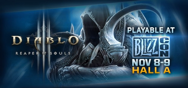 Reaper of Souls at BlizzCon 2013