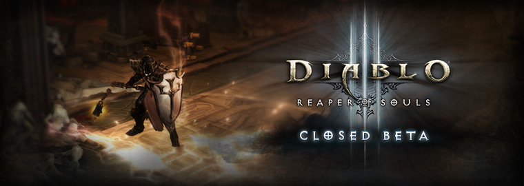 Reaper of Souls - Closed Beta Test