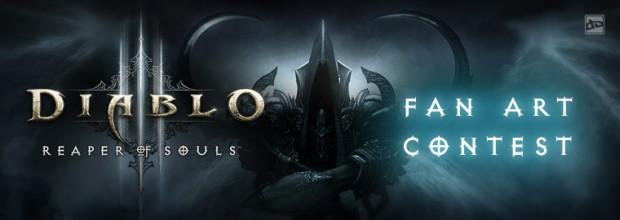 'Reaper of Souls' Fan Art Contest
