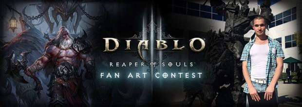 Reaper of Souls Fan Art Contest