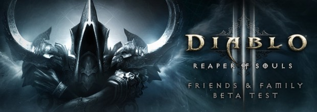 Reaper of Souls Friends and Family Beta