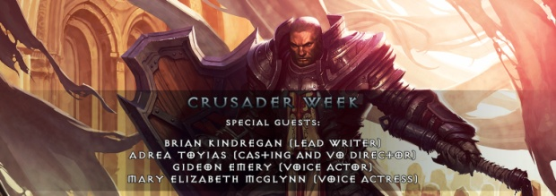 Crusader Voice Acting Interview