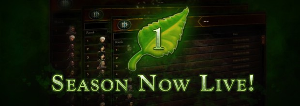 Diablo III Season 1 is Live