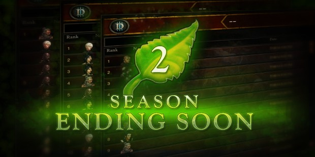Diablo III Season 2 Ending Soon