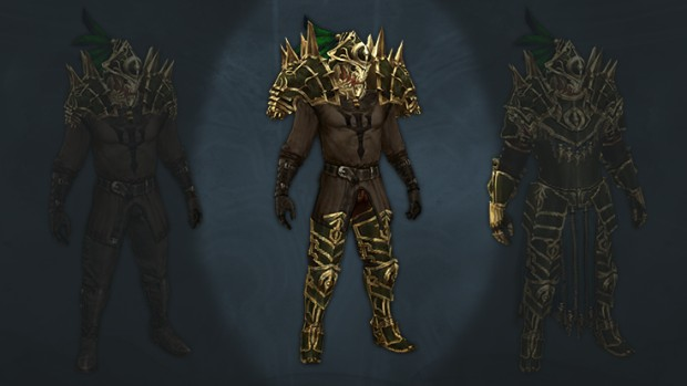 Diablo III Season 2 - Transmogrifications