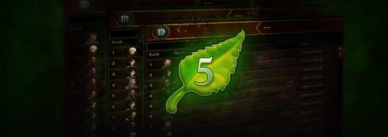 Diablo III Season 5