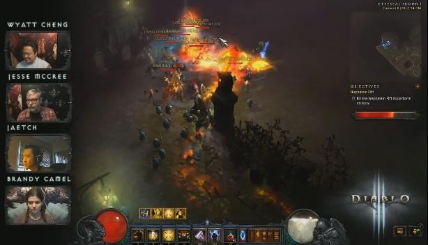 Diablo III Second Anniversary VOD