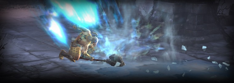 Diablo III Server Slam
