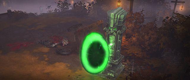Diablo III Set Dungeons Portal