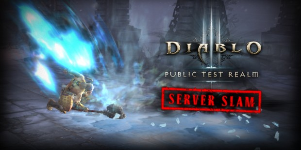 Diablo III PTR 2.3.0 Stress Test