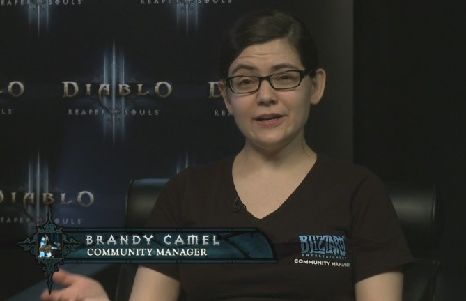 Brandy Camel - Tavern Talk February 2015