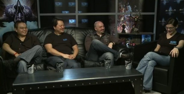 Diablo III Tavern Talk - February 2015