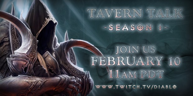 Diablo III Tavern Talk - Season 1
