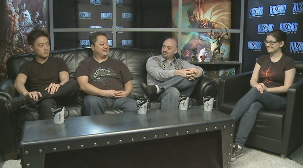 Diablo III Twitch Livestream - Tavern Talk March 2015
