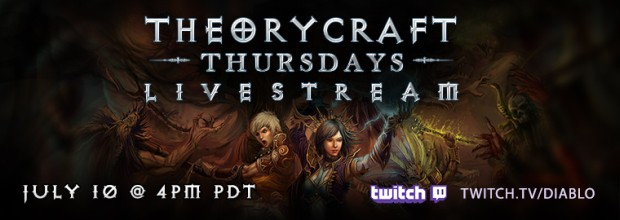 Theorycraft Thursday Livestream #2