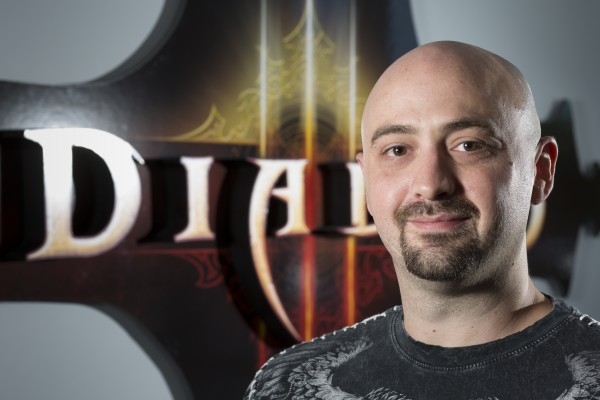 Diablo III Developer Travis Day