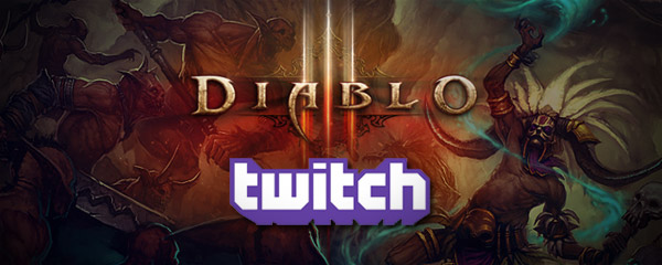 Diablo III on Twitch