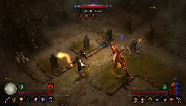 Diablo III: Ultimate Evil Edition - Nemesis monster
