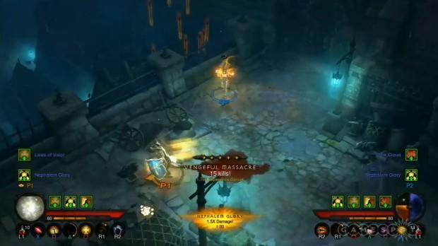 Diablo III: Ultimate Evil Edition - Nephalem Glory bonus