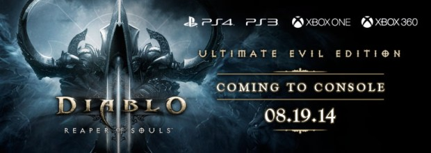 Diablo III - Ultimate Evil Edition for Consoles