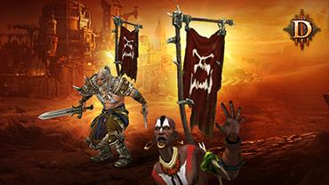 Diablo III: Warsong Pennant
