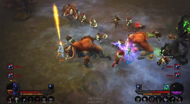 Xbox 360 Diablo III - Chilled and Frozen Characters